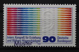 Deutschland (BRD), MiNr. 1053, Muster, Postfrisch / MNH - Unused Stamps