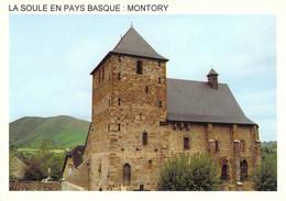 64 - Montory - Eglise Des XVIe Et XVIIe Siècles - Other Municipalities