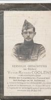 ABL, Declerck Courtrai 1897 Pour La Patrie 1917 - Obituary Notices