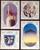 Kiribati 1989 Moon Landing Anniversary MNH - Kiribati (1979-...)