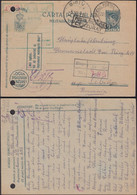 Romania - WWII Field Post Stationery, Carte Postala Militara, Oficiul Postal Militar Nr. 676 - 1943 - Sibiu. - Enteros Postales