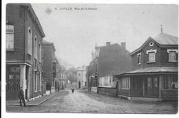 Jupille - Rue De La Station. - Lüttich