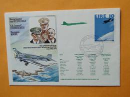 CONCORDE British Airways -- Vol Dulles -- Londres Le 14 Avril 1978 - Concorde 212  G-BOAE - Otros