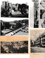 N 13  Lot 100 CPA -CPSM Différentes Du Luxembourg - 100 - 499 Cartoline