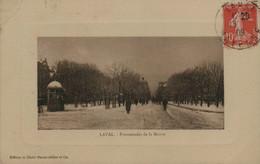 53 - LAVAL - Promenades De La Mairie - Laval