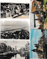 N 14  Lot 84 CPA -CPSM Différentes De Nederland - 100 - 499 Cartoline