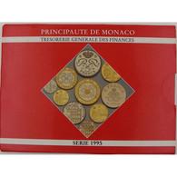 Monaco, Coffret FDC 1995 - FDC