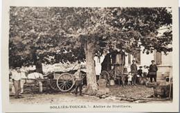 SOLLIES-TOUCAS - Atelier De Distillerie - Sollies Pont
