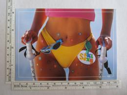 Pin-ups Pin Up Femme Maillot De Bains Nue - Pin-Ups