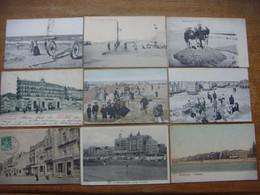 Lot De 45 Cartes De BLANKENBERGE ( Blankenberghe ) Avec Quelques Jolies Vues - Blankenberge