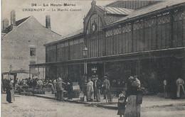 Chaumont - Le Marché-Couvert - Chaumont