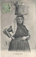Bergère Corse - 1907 - Collection A. Guittard Ajaccio - Ajaccio