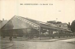 GENNEVILLIERS Le Marché - Gennevilliers