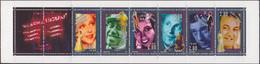 FRANCE 1994 - Carnet BC 2903 - 6 Timbres MNH ** - CARNET NON PLIÉ * ACTEURS DE LA SCÈNE AU CINÉMA (Petit Prix ) - Bekende Personen