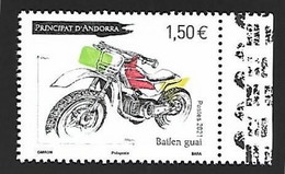 Andorre 2021 - Bailen Guai ** - Ungebraucht