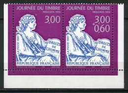 """21525 FRANCE  P3052A** 3F+60c. Et 3F """"Mouchon 1902"""" : Journée Du Timbre 1997 Paire De Carnet  TB - Ungebraucht"""