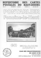 Fascicule N° 10 - Pontarlier Foncine-le-Haut En Tacot - Autres Communes