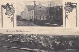 MÜNCHENBERNSDORF - GREIZ - THURINGEN - DEUTSCHLAND - MEHR BILDER FELDPOST ANSICHTKARTE. - Greiz