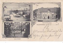 HOLZWICKEDE - ARNSBERG - NORDRHEIN-WESTFALEN - DEUTSCHLAND - MEHRBILDER ANSICHTKARTE 1913. - Arnsberg