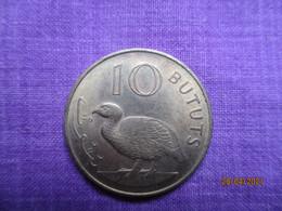 Gambia: 10 Butus 1971 - Gambia