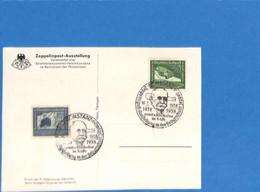 Allemagne Reich 1938  Lettre  De   Konstanz - Zeppelin   (G1381) - Covers