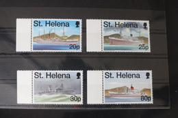St. Helena 724-727 ** Postfrisch #WE402 - St. Helena