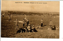 England Dorchester - Prisoner Of War Camp -   Internees - Altri