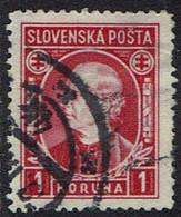Slowakei 1939, MiNr 40xay, Gestempelt - Usados