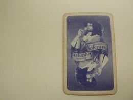 Speelkaart ( 0535 ) Dos D' Une Carte à Jouer - Wijn Vin Likeur Liqueur  Distillerie Stokerij  -  NOTERMANS  Hasselt - Barajas De Naipe