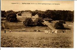 England Dyffryn Aled  - Prisoner Of War Camp Overview - Altri