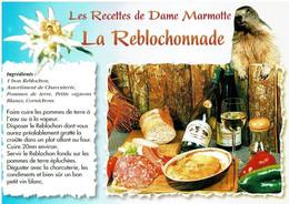Les Recettes De Dame Marmotte : La Reblochonnade - éditions Seca - Neuve - Recipes (cooking)