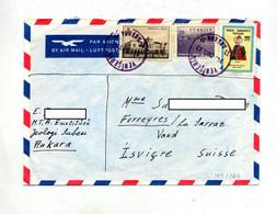 Lettre Cachet Ankara Sur Musee Baie - Cartas