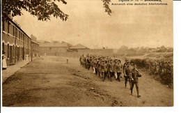 England Shrewsbury - Prisoner Of War Camp -  German Labor Column - Altri