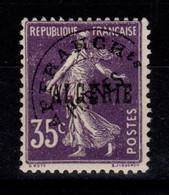 Algerie - Preo YV 7 N* Cote 8 Euros - Neufs