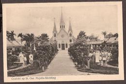 Suriname - Stichting Gerardus Majella-Stichting Met Nonnen En Kinderen - Surinam