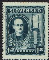 Slowakei 1939, MiNr 47, Gestempelt - Usados