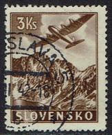 Slowakei 1939, MiNr 52, Gestempelt - Usados