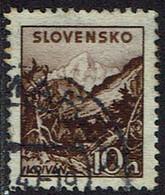 Slowakei 1940, MiNr 72ya, Gestempelt - Nuevos