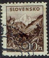 Slowakei 1940, MiNr 72xa, Gestempelt - Nuevos