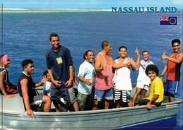 1 AK Cook Islands * Nassau Island Oder Motungongau - Eine Insel Der Nördlichen Gruppe Der Cookinseln Im Südpazifik * - Cook Islands