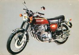 MOTO HONDA CB 750 - 736 Cm3 - PUISSANCE 80 CV. à 8000 T/Mn - Vitesse De Pointe 200 Kmh - Motos