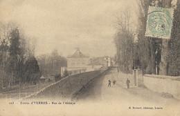 Entrée D'YERRES - Rue De L'Abbaye - Yerres