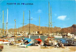 Pollensa (Espagne) - Puerto - Mallorca