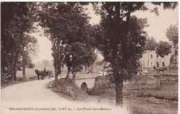 48 GRANDRIEU **Le Pont Des Mèdes** - Gandrieux Saint Amans