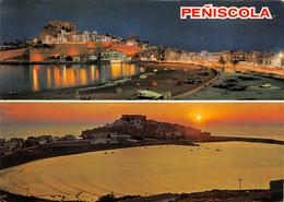 Peniscola (Espagne) - Multivues - Castellón