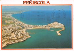 Peniscola (Espagne) - Vista Aérea - Castellón