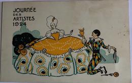 JOURNÉE DES ARTISTES 1924 - Unclassified