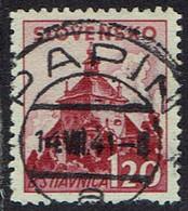 Slowakei 1941, MiNr 81, Gestempelt - Usados