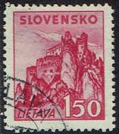 Slowakei 1941, MiNr 82, Gestempelt - Usados