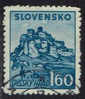 Slowakei 1941, MiNr 83, Gestempelt - Usados